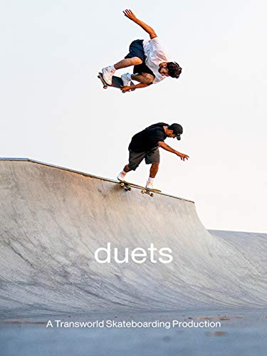 Duets: A Transworld Skateboarding Production Shot Bag