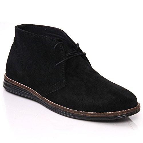 Unze Myrn' Herren Schuhe Formale Chukka Stil Schnürstiefel - (Boots Verkauf Zum Herren)
