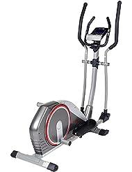 Vélo elliptique motorisé CE-690 par Care   24 programmes – 32 Niveaux de difficulté   Fonction ergomètre