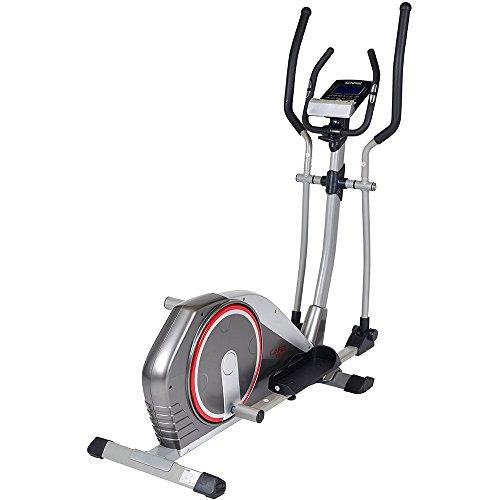 Vélo elliptique motorisé CE-690 par Care | 24 programmes - 32 Niveaux de difficulté | Fonction ergomètre