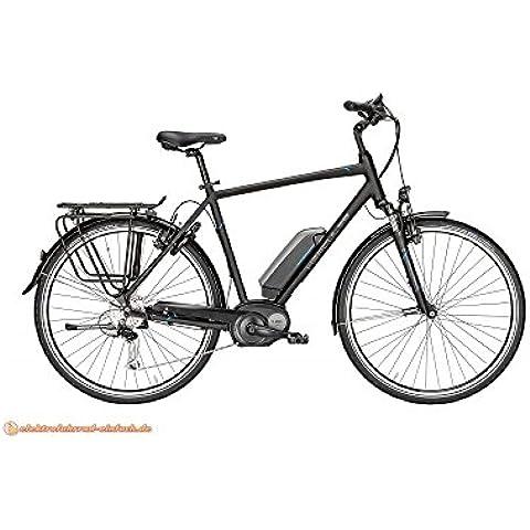 'Hercules Robert 8Alivio S Bike E-Bike Pedelec bicicleta eléctrica 28Hombre 48cm Marco 400WH Batería Modelo 2016