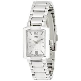 Casio Enticer Analog Silver Dial Women's Watch – LTP-1233D-7ADF (SH49)