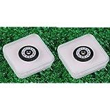 (Lot of 2) Optic Fiber Cleaver Blade 12 Compatible sumitomo fc6s fusion splicing machine