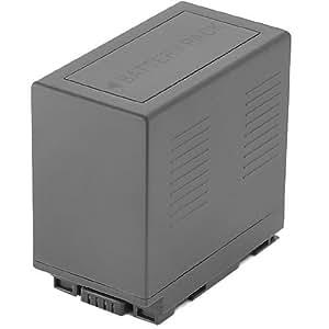 Batterie pour caméscope Panasonic AG-DVX100 Lithium Ion (6000 mAh 7.4v) - Batterie de Remplacement pour Panasonic CGR-D54