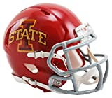 "Riddell NCAA Speed - Casco para Hombre, Hombre Unisex Adulto Mujer, 3002059, Iowa State Cyclones, 7.5"" x 6.5"""