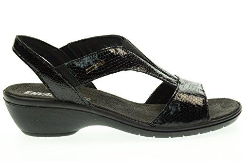 ENVAL SOFT donna sandali 59660/00 Nero