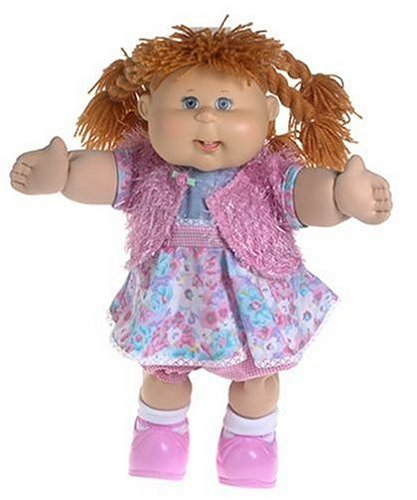 cabbage-patch-kids-16-doll-red-haired-girl-in-pink-dress-with-sweater