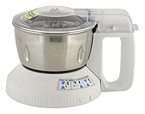 Panasonic 400 Ml Chutney Jar With Safety Lock - Color May Vary (Black / White)