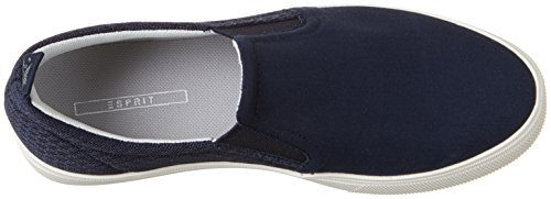Esprit Lady Sommy Slip On Drops Blau (400 Navy)