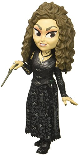 HARRY POTTER Figura de Vinilo Bellatrix Lestrange, colección Rock Candy Funko 14074