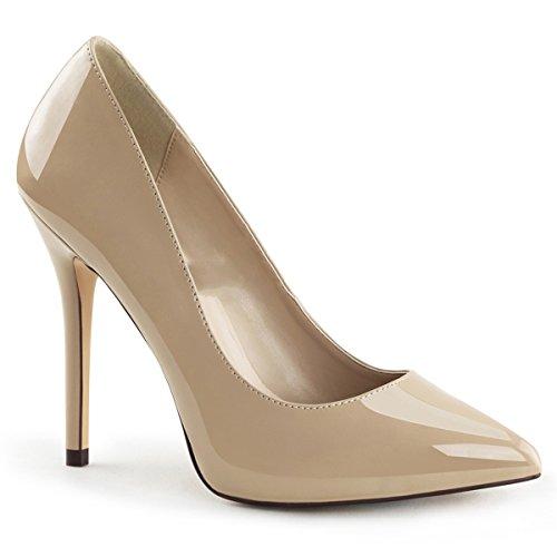 Pleaser Amuse-20 - sexy High Heels 12cm Pumps 35-45, Größe:EU-35 / US-5 / UK-2