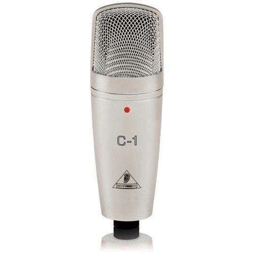 Behringer C-1 microfono a condensatore cardioide per voce e strumenti