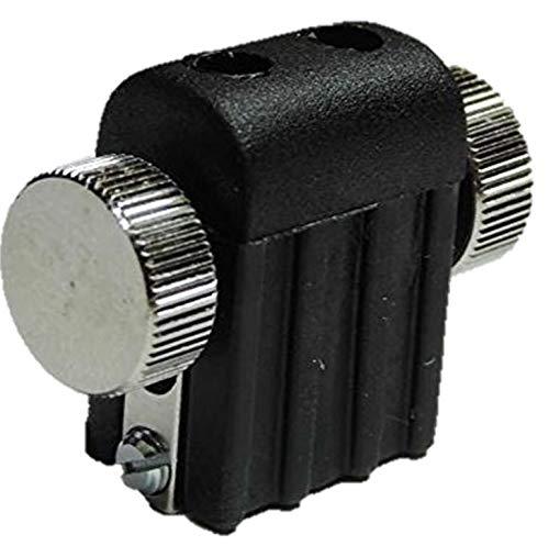 Led Fassung Lampenhalter Lampenfassung für GX5,3 Led oder Halogen schwarz