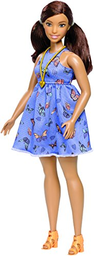 Barbie Fashionistas Doll 66 Beautiful Butterflies