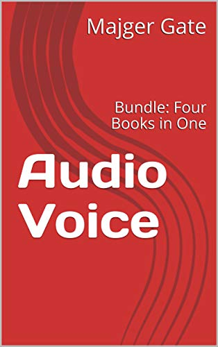 Audio Voice: Bundle: Four Books in One (English Edition) eBook ...