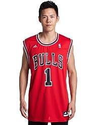 adidas Herren Trikot Chicago Bulls Replica