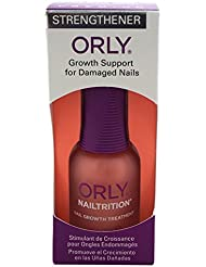 Orly Nail Treatments - Orly Nailtrition - Strengthens Peeling and Splitting Nails, 1er Pack (1 x 15 ml)