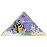 Disney Princess Calendrier de l'Avent 24 Produits de Maquillage & Accessoires Rouges à Lèvres Vernis Gloss