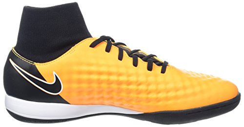 Nike Magista Onda Ii Df Ic, Chaussures de Football Homme Orange (Laser Orange/Black-White-Vert Volt-White)