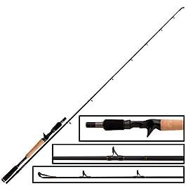 Fox Rage Terminator Pro Jerk Canne à pêche avec Canne à pêche et brochet pour pêche à la araignée 185 cm 30-90 g