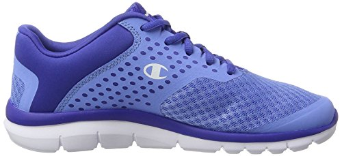Champion Damen Low Cut Shoe Alpha Laufschuhe Blau (PBL/BLU)