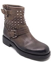 O.X.S. Mujer Botas Estilo Motero  Zapatos de moda en línea Obtenga el mejor descuento de venta caliente-Descuento más grande