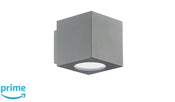Rossini illuminazione nemesis lampada da parete per esterno a led