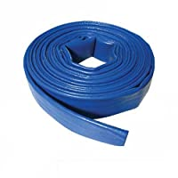 Silverline 633827 - Lay Flat Discharge Hose 10m x 25mm