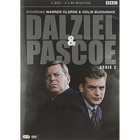Dalziel & Pascoe Series 2 4-DVD Set