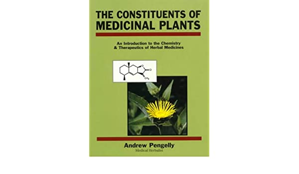 Buy The Constituents of Medicinal Plants: Introduction of the