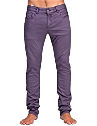 RVCA Spanky Color Pant Purple Stone