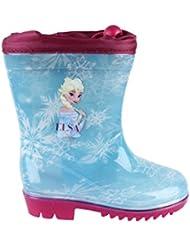 Reine des neiges - botte de pluie - fille