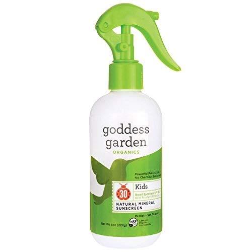 Goddess Garden Organic Sunscreen Kids Natural Spf 30 Trigger Spray (1x8 Oz)