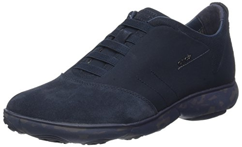 Geox U Nebula B, Zapatillas para Hombre, Azul (Navy), 42 EU