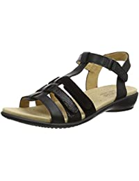 Womens Sol Open-Toe Sandals Hotter