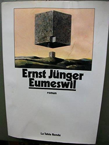 Eumeswil Ernst Junger EO fr avril 1978 La Table Ronde