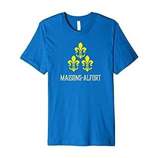 Maisons-Alfort, France - French Fleur de Lis T-shirt