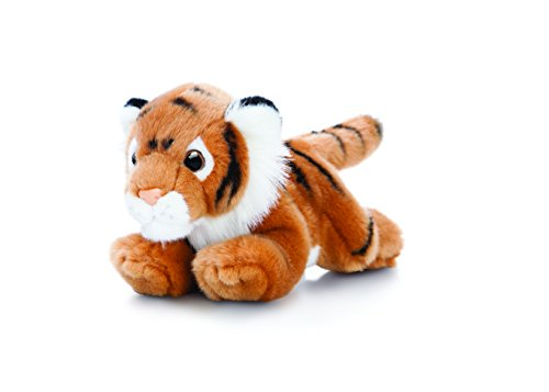 for-someone-very-special-whats-your-favourite-28cm-luv-to-cuddle-brown-tiger-soft-toy-animal-fun-ide