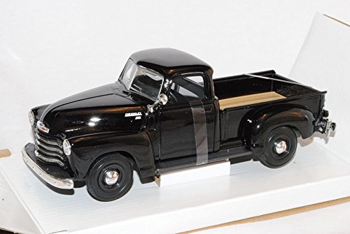 Chevrolet Chevy Pickup Pick-up Pritsche 3100 1950 Schwarz 1/24 Maisto Modellauto Modell - Spielzeug Pick-up