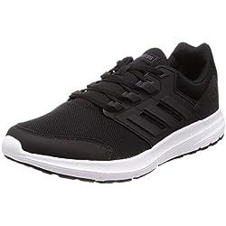Adidas Galaxy 4 Zapatillas De Running Para Hombre Core Black Talla 41 1/3 EU