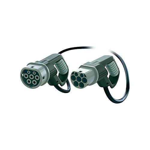 PHOENIX 1405193 - CABLE CARGA EV-T2-PC-M3-1AC20A-4 0M2 5SBK