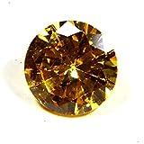 Urancia® Yellow Zircon Stone Baikrantamoni Zargun Jarkan Stone 6.3 Cts