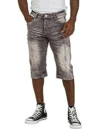 4cf25d70116b ... Regular Fit Denim Jean Herren Mode Matt · EUR 59,00 · Herren Jeans  Shorts - Grau Männer Shorts Knie Lange Freizeit-Shorts Für ...