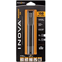 Torcia a LED INOVA Radiant AA, 150 vedesse, Nero/grigio I-R2A-M1-R7-I - Grigio Lama