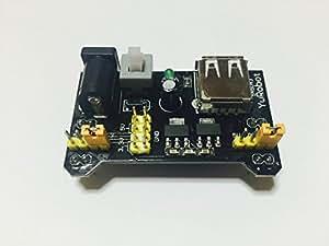 Ranking MB102 Breadboard 3.3V/5V Power Supply Module 3.3V/5V For Arduino Board
