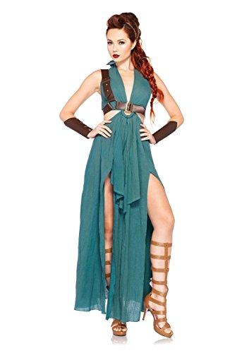 Römische Kostüm Kriegerin (Sexy Kostüm Römische Kriegerin für)