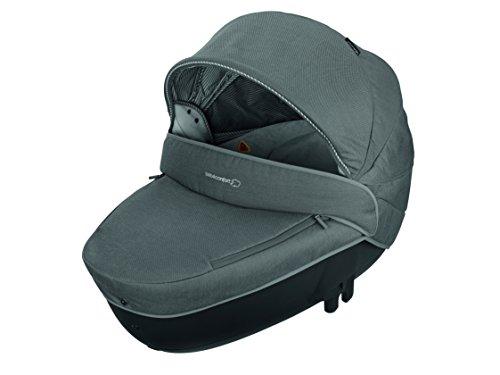 Bébé Confort Cuco Streety - Cuco de seguridad, color gris