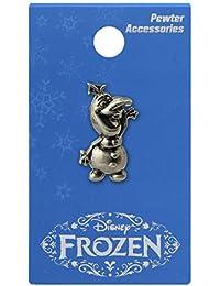 Disney Frozen Olaf Pewter Lapel Pin