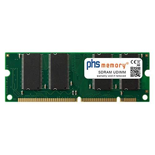 PHS-memory 128MB Drucker-Speicher für Dell LaserDrucker 1720DN SDRAM UDIMM 133MHz - 1720dn Laserdrucker