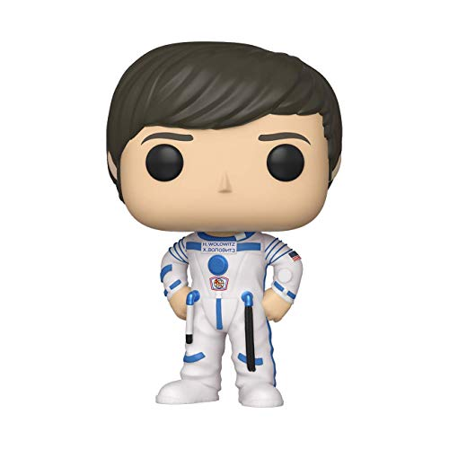 Funko- Figurines Pop Vinyl: Television: Big Bang Theory S2: Howard Collectible Figure, 38578, Multi